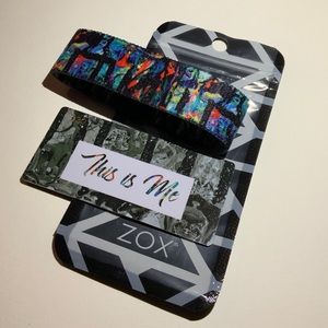 ZOX Strap Wristband & Card - This is Me